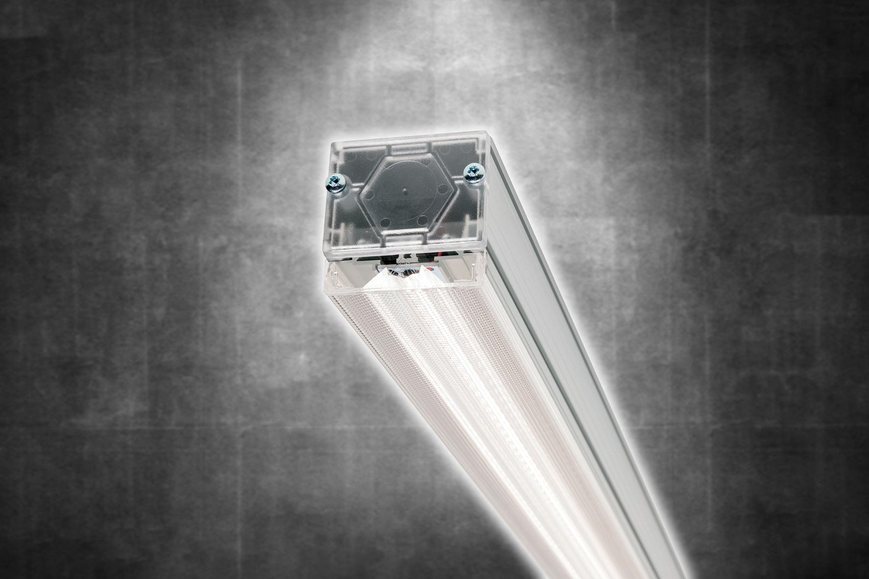 Nachhaltiges LED System Duncan